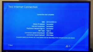 FIX PS4 won't connect to the Internet